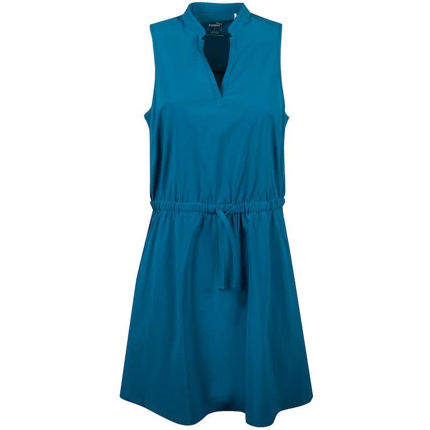 Womens Newport Dress Digi Blue - AW20