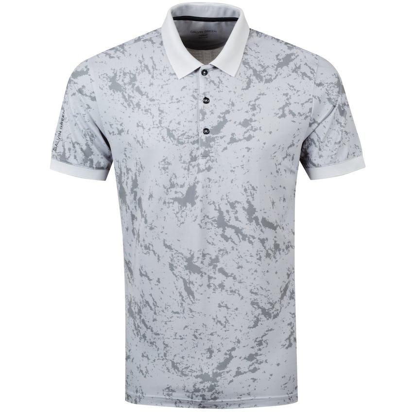 Mike Ventil8 Polo Shirt Cool Grey/Sharkskin - AW20