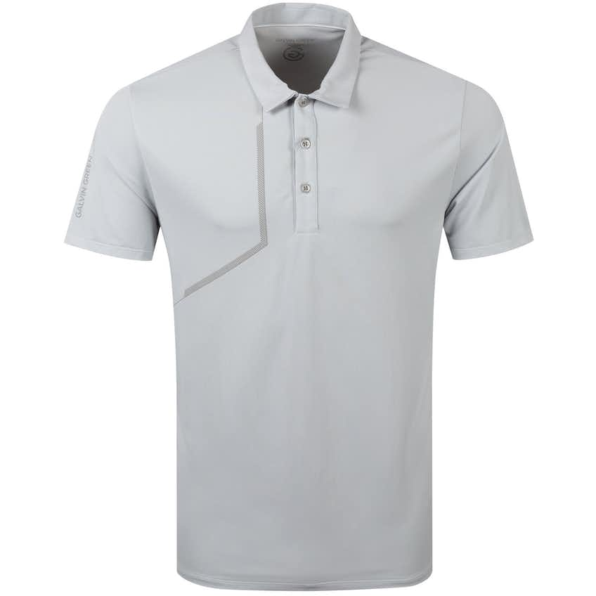 Merlin Ventil8 Polo Shirt Cool Grey/Sharkskin - AW20