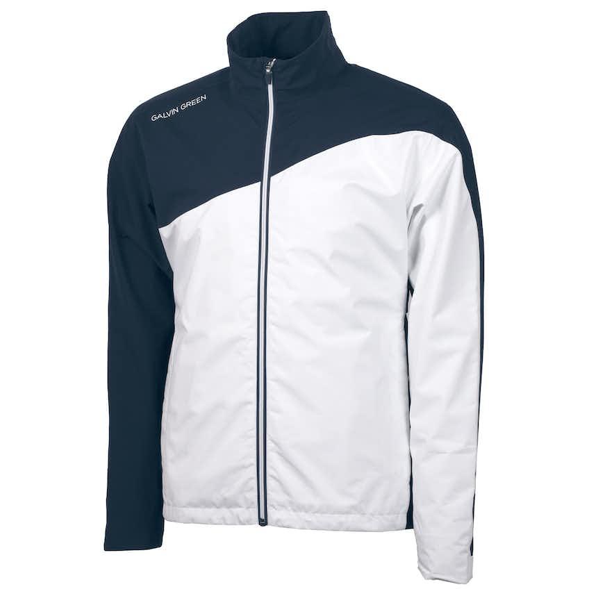 Aaron Gore-Tex Stretch Jacket White/Navy - AW20