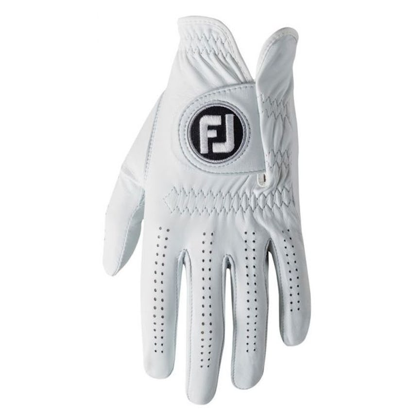 Pure Touch Limited Left Handed Golf Glove White - AW20 0