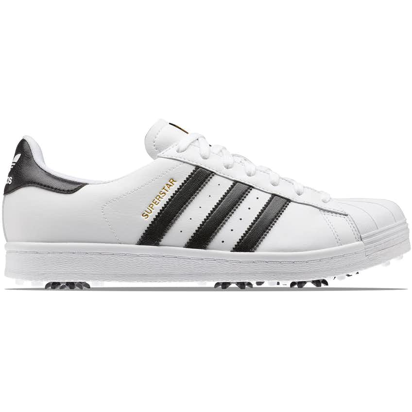 SuperStar Golf Shoe White/Core Black - AW20