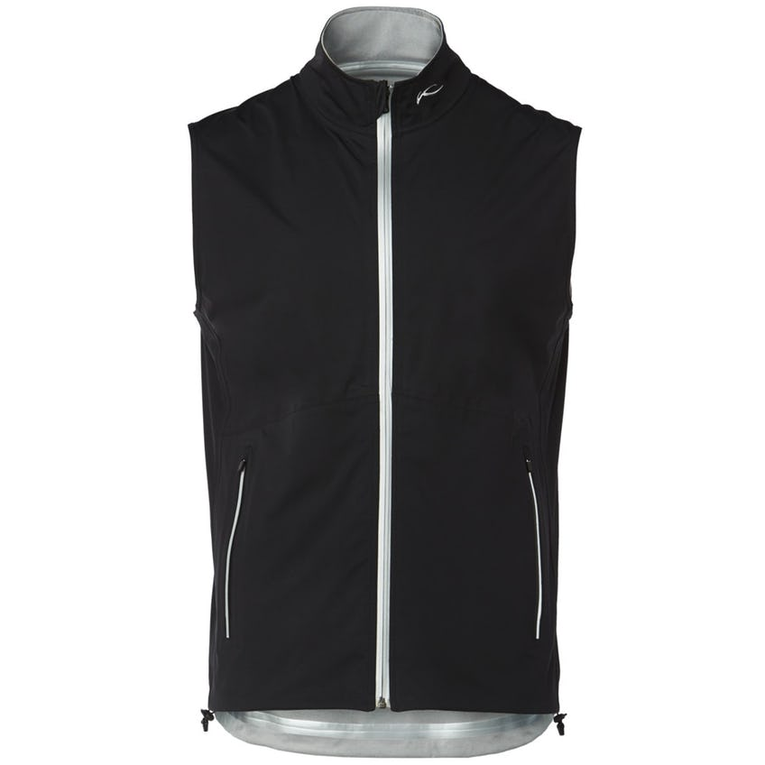 Gemini Vest Black - AW20