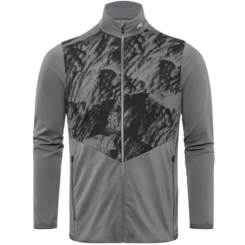 Release Printed Jacket Steel Grey/Dark Dusk - AW20 0