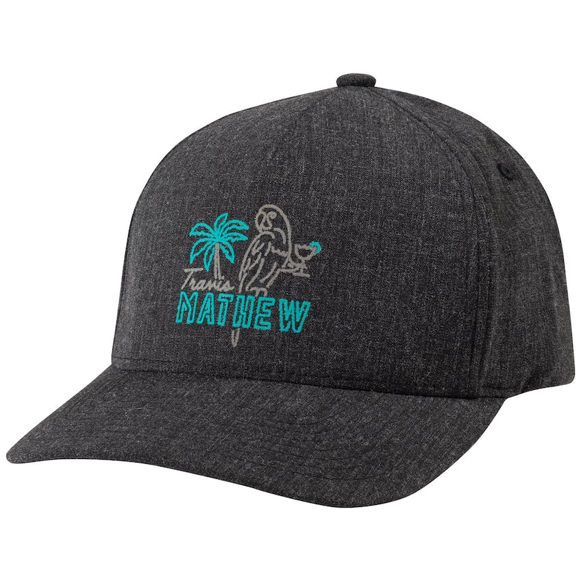 Party Parrot Hat Heather Black - SS20