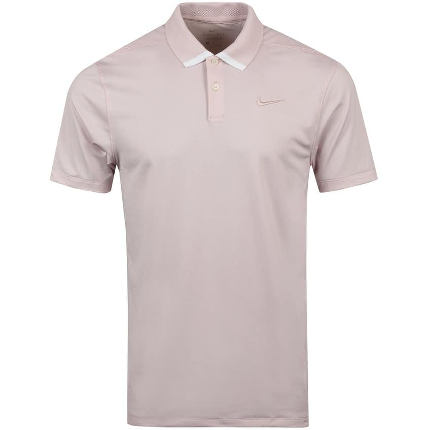 Dry Vapor Solid Polo Barely Rose - AW20