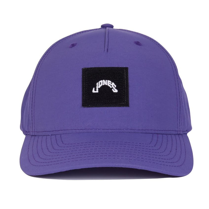 Velcro Patch Cap Purple - AW20