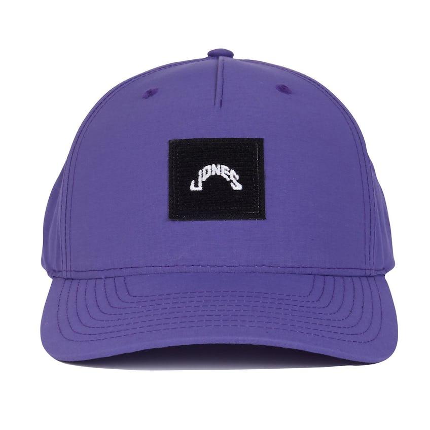 Velcro Patch Cap Purple - AW20 0