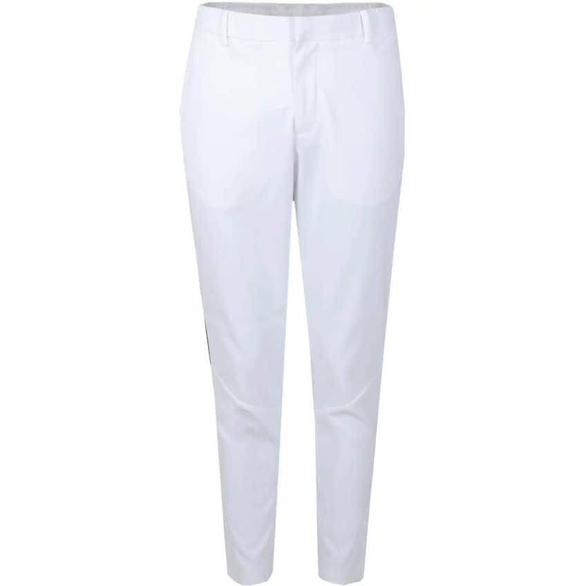 Archer Slim Stretch Trouser White - AW20