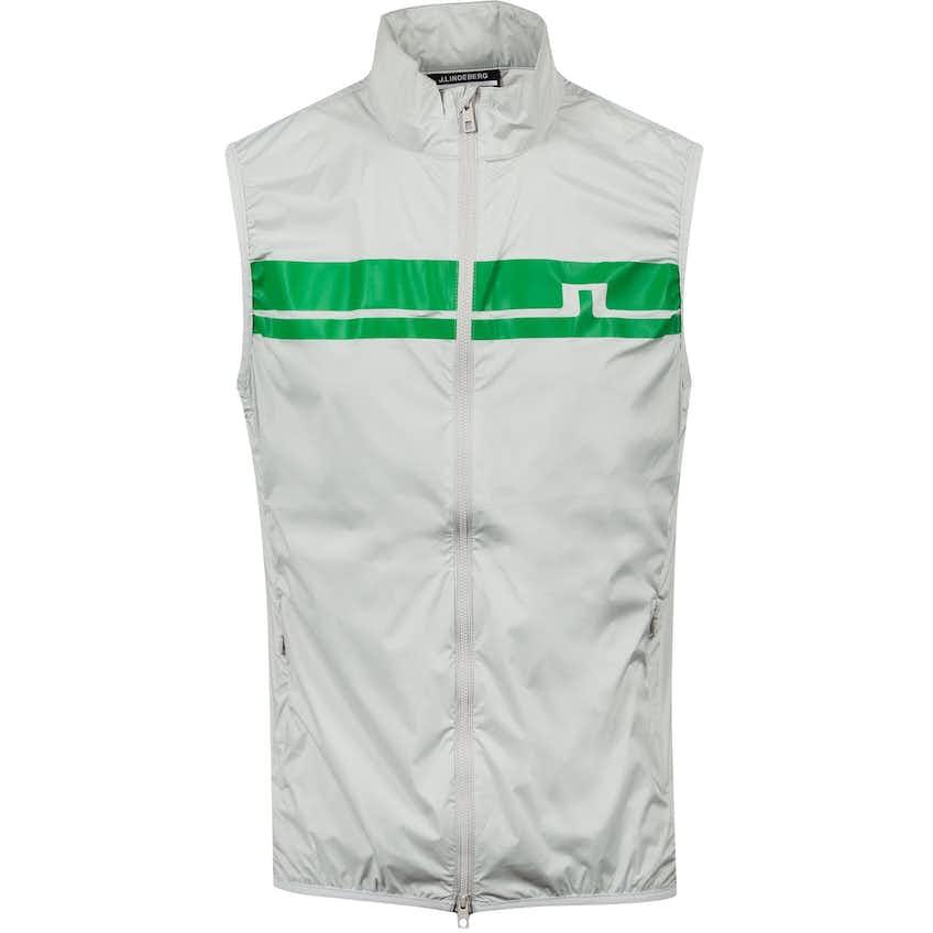 J. Lindeberg Lou Light Vest Stone Grey - AW20