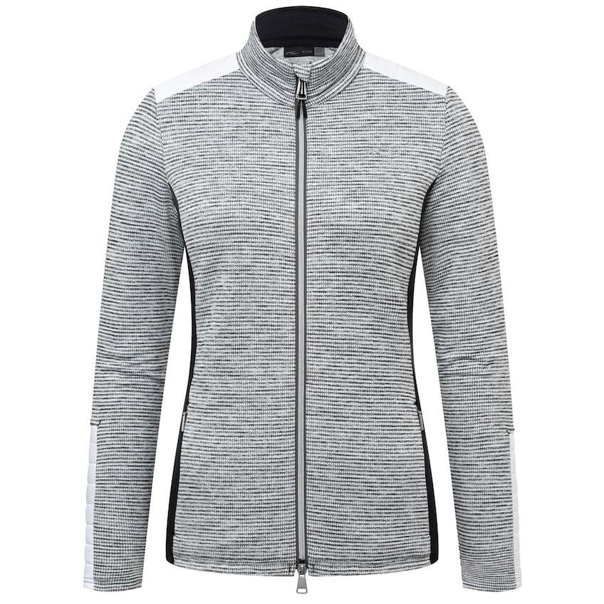 Womens Radun Midlayer Jacket White - AW20