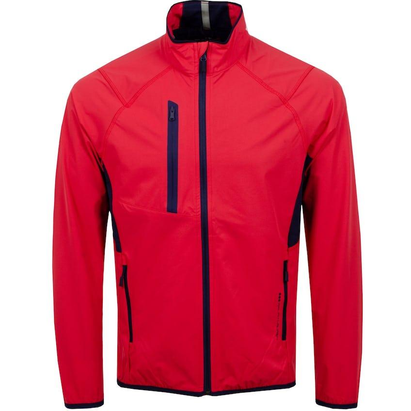 Par Windblock Jacket Sunrise Red