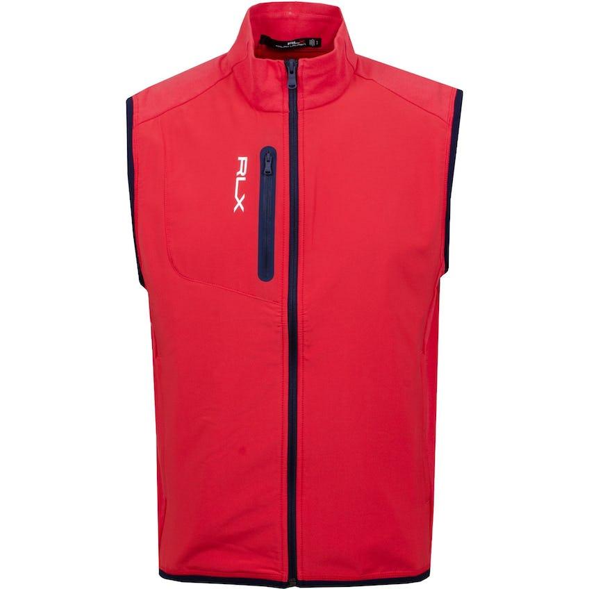 Tech Terry FZ Vest Sunrise Red -SS21 0