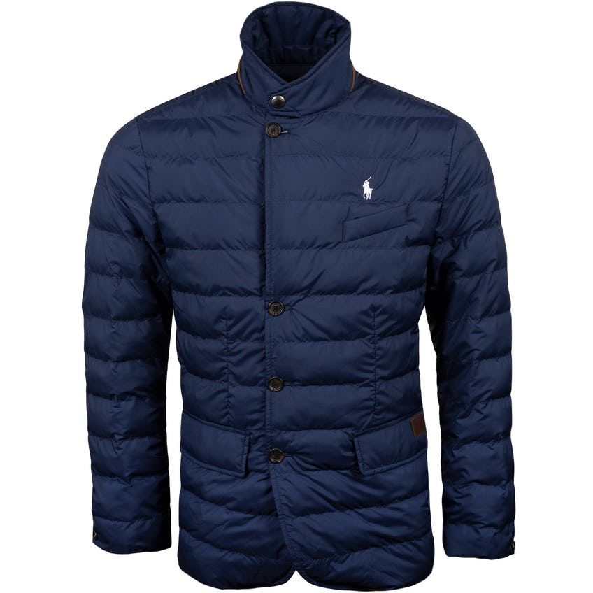 Clubhouse Jacket French Navy - AW20