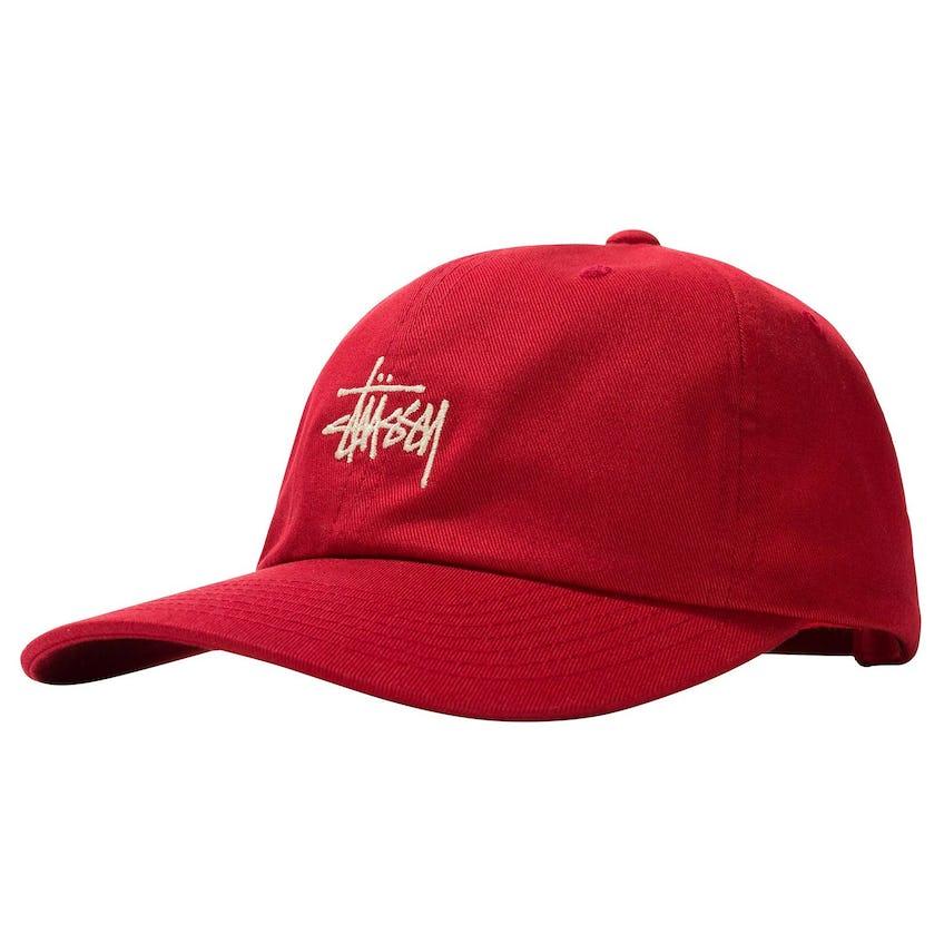 Stock Low Pro Cap Red - 2021