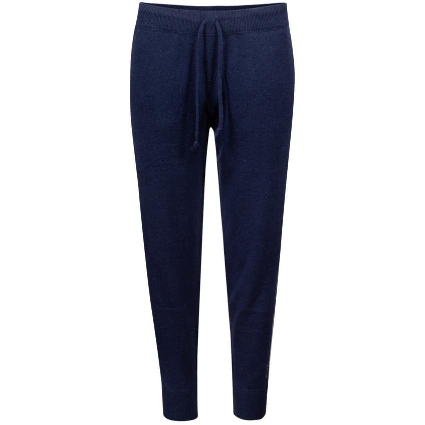 Womens Cashmere Jogger French Navy - AW20