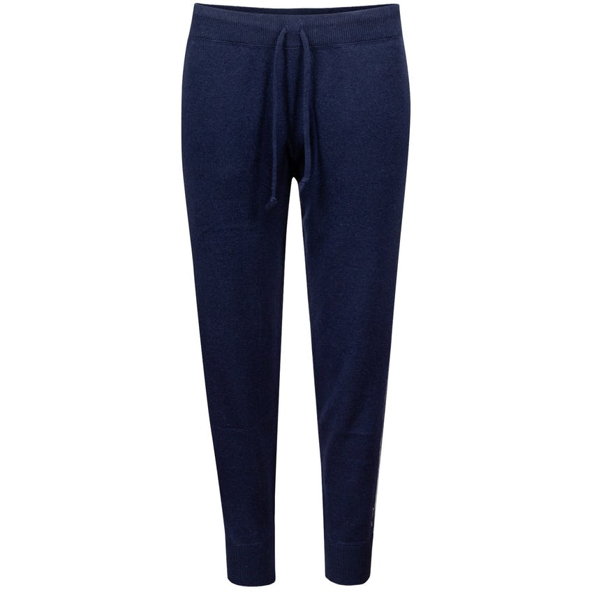 Womens Cashmere Jogger French Navy - AW20 0