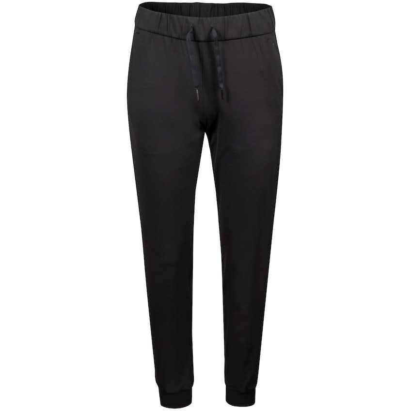 x TRENDYGOLF Womens On The Fly Jogger Luxtreme Black - AW20