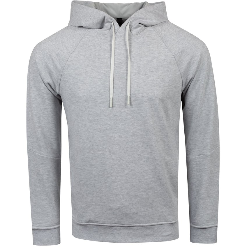 x TRENDYGOLF City Sweat Pullover Hoodie Heathered Ultra Light Grey - 2021