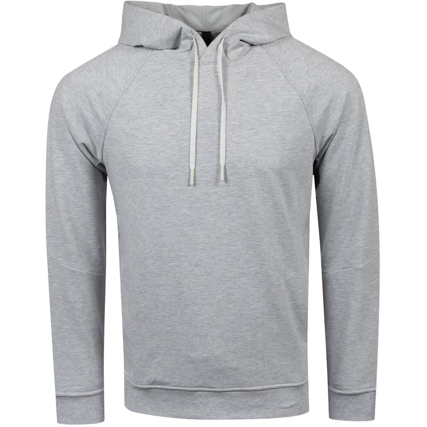 x TRENDYGOLF City Sweat Pullover Hoodie Heathered Ultra Light Grey - 2021