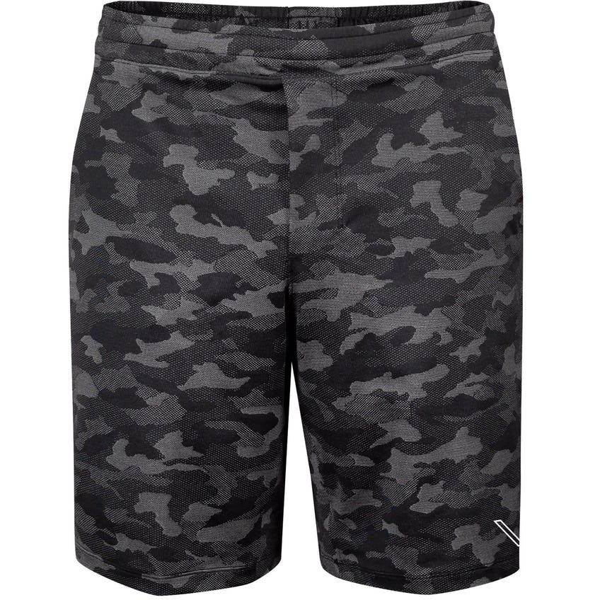 "x TRENDYGOLF Pace Breaker Short 9"" *Liner Variegated Mesh Camo Black - 2021"