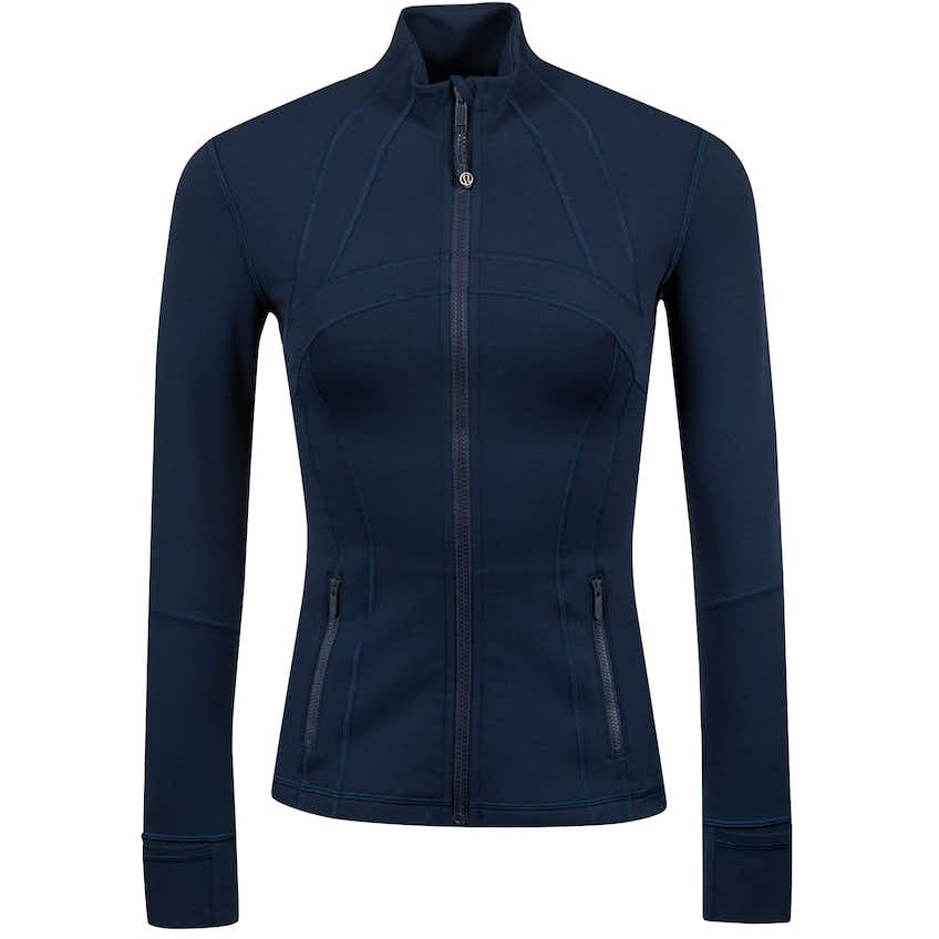 x TRENDYGOLF Womens Define Jacket True Navy - 2021