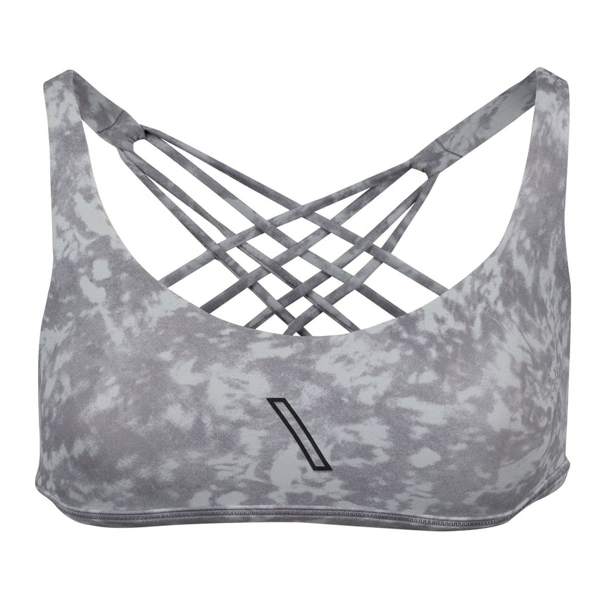 x TRENDYGOLF Womens Free To be Bra Wild Light Support, A/B Cup Ice Grey - 2021