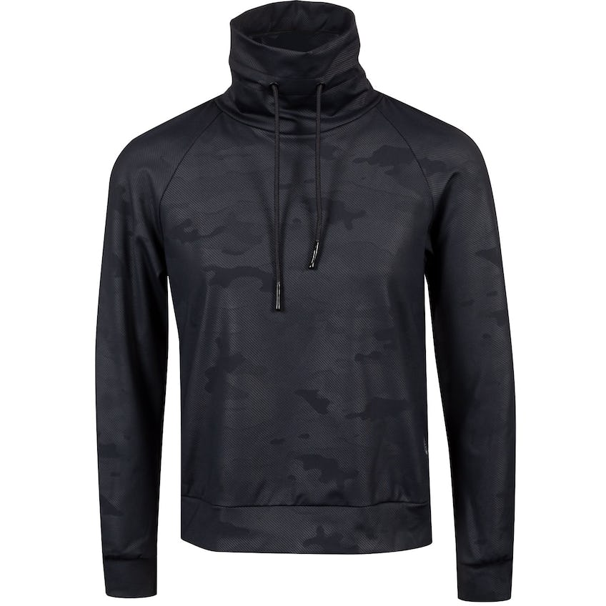Foray Womens Frosted Floom Funnel Neck Black Camo - AW20 0