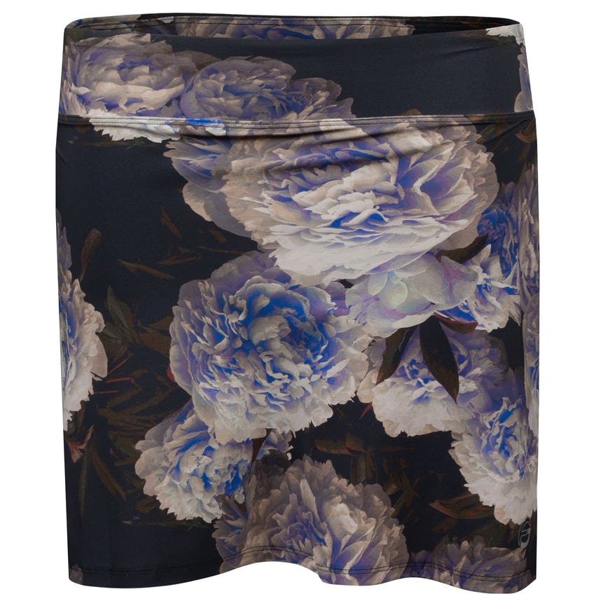 Foray Womens Frosted Floom Print Skirt Hydrangea  - AW20