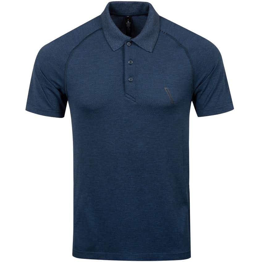 x TRENDYGOLF Metal Vent Tech Polo 2.0 Mineral Blue - AW20