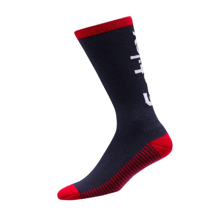 ProDry Fashion Crew Sock Navy/Red - 2021