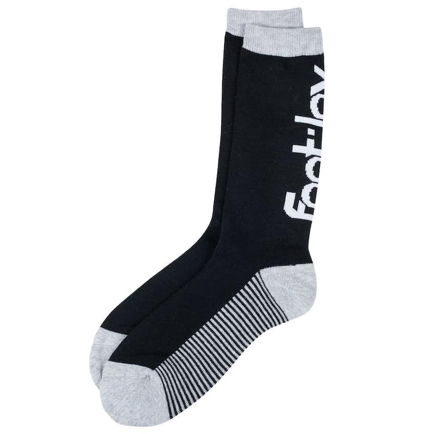ProDry Fashion Crew Sock Black/Grey - 2021