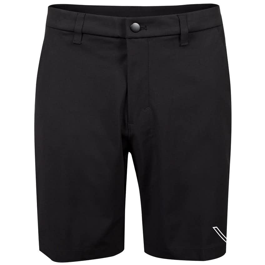 "x TRENDYGOLF Commission Short Classic 9"" Warpstreme Black - AW20"