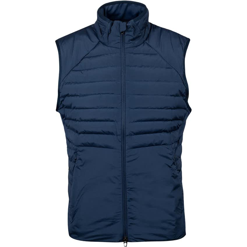 x TRENDYGOLF Down For It All Vest True Navy - AW20