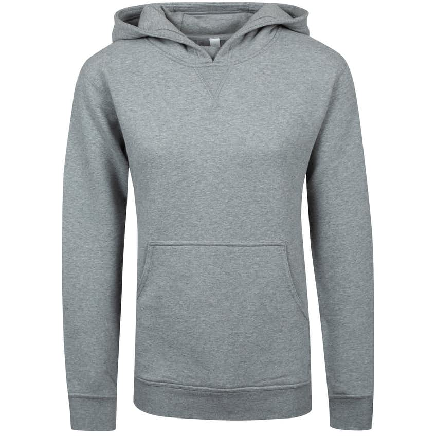 x TRENDYGOLF Womens All Yours Hoodie Heathered Core Medium Grey - AW20