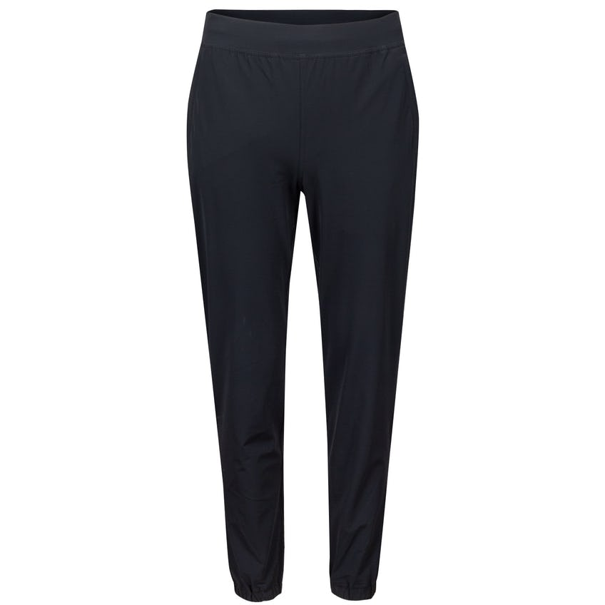 "x TRENDYGOLF Womens Adapted State Jogger 30"" Black - 2021"