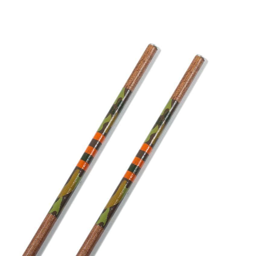 TRENDYGOLF X  Alignment Sticks Woodland Camo - 2021