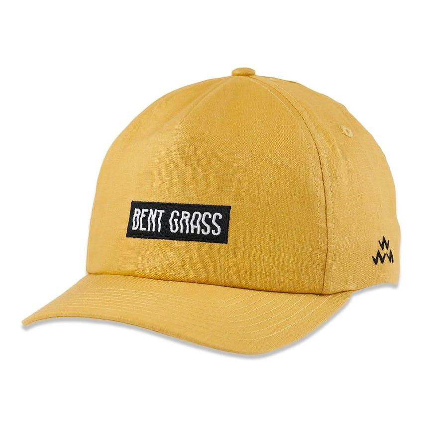 Bent Grass Hemp Caps Tan - AW20