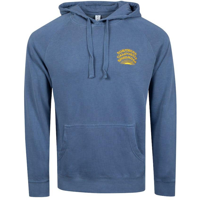 Northern California Sinsemilla Hoodie Blue Wash - AW20