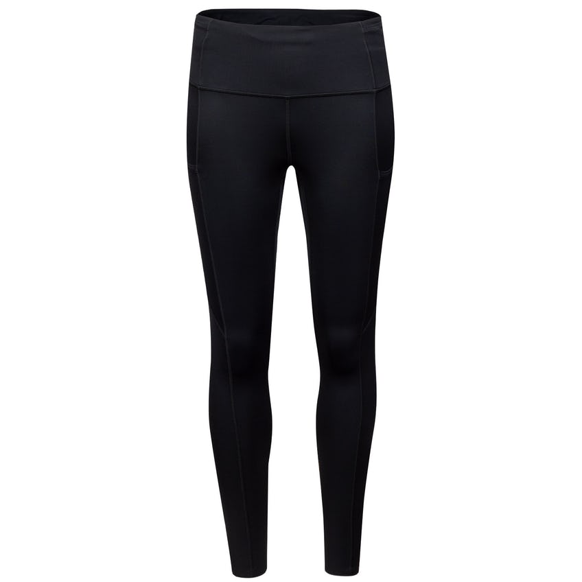 """x TRENDYGOLF Womens Fast and Free Tight II 25"""" Non-Reflective Nulux Black - 2021 0"""