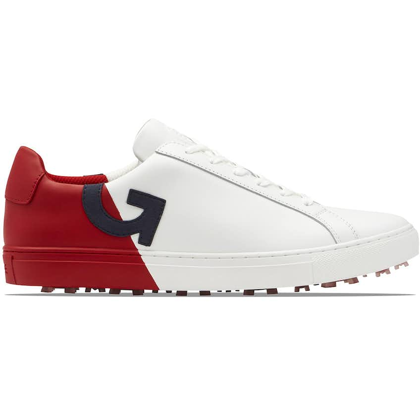 Two-Tone Disruptor Snow/Cherry - SS21