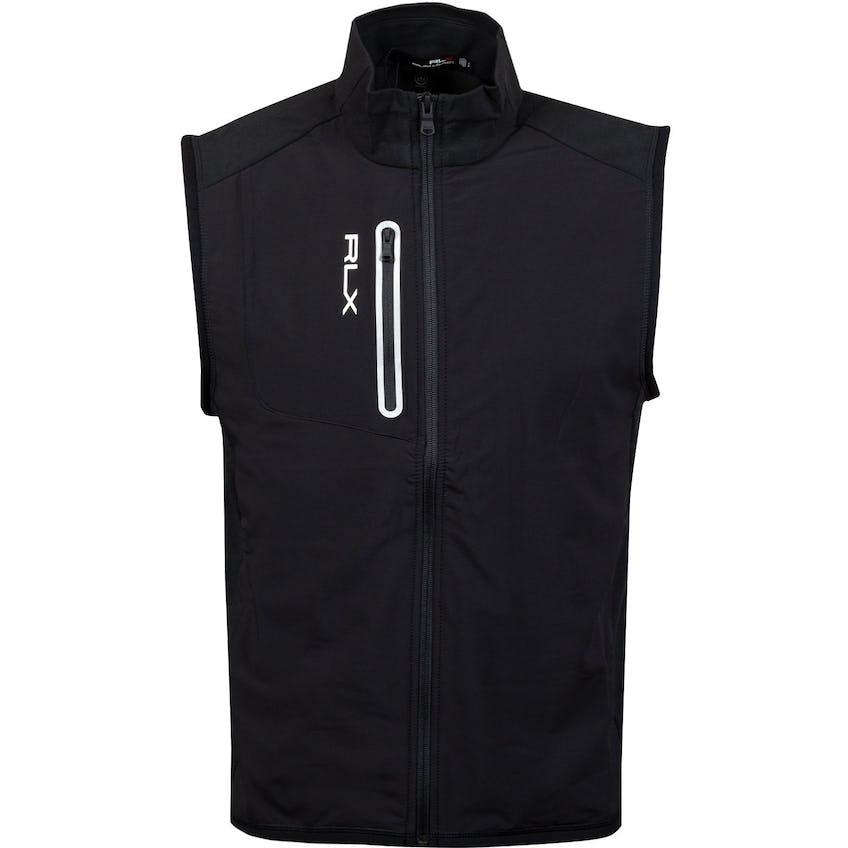 Tech Terry Vest Polo Black - SS21 0