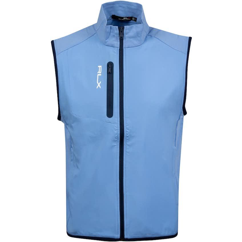 Tech Terry FZ Vest Fall Blue - SS21