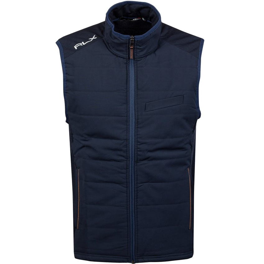Coolwool Full Zip Vest French Navy - 2021