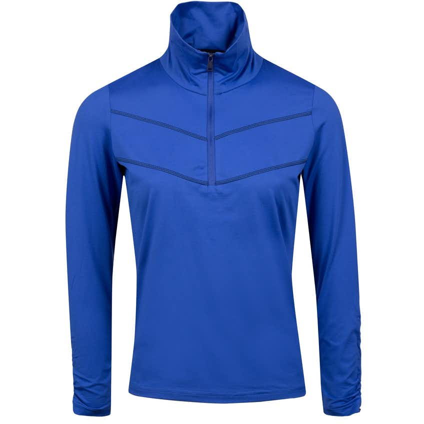 Womens Carbon Soft Pullover  Summer Royal - 2021
