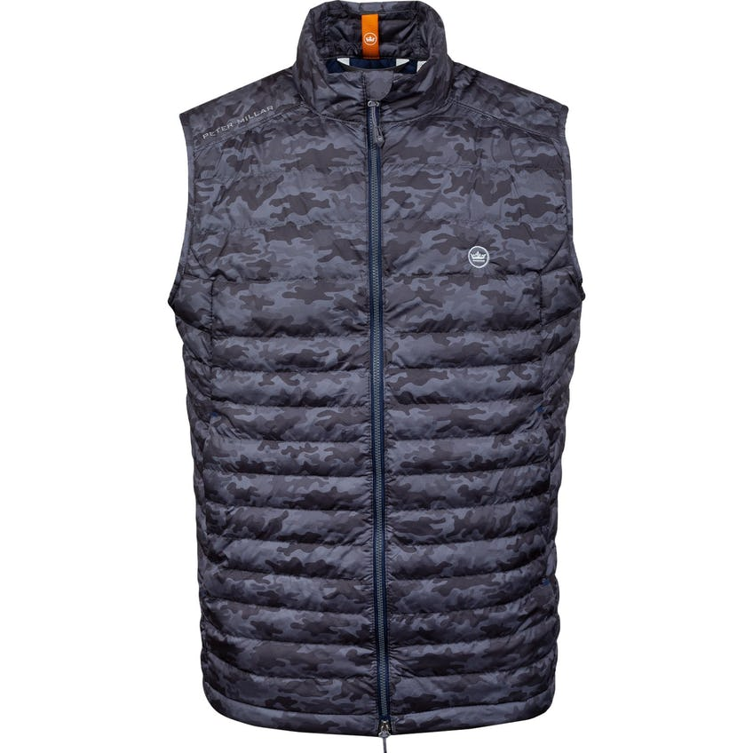 HyperLight Quilted Camo Vest Iron - SS21 0