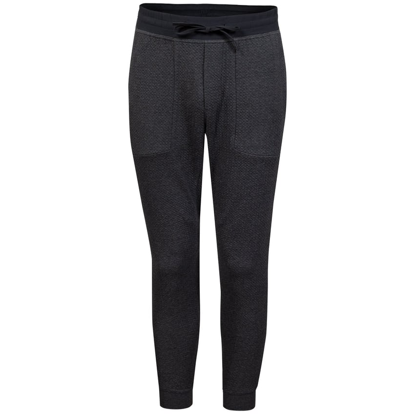x TRENDYGOLF At Ease Jogger Heathered Black - SS21