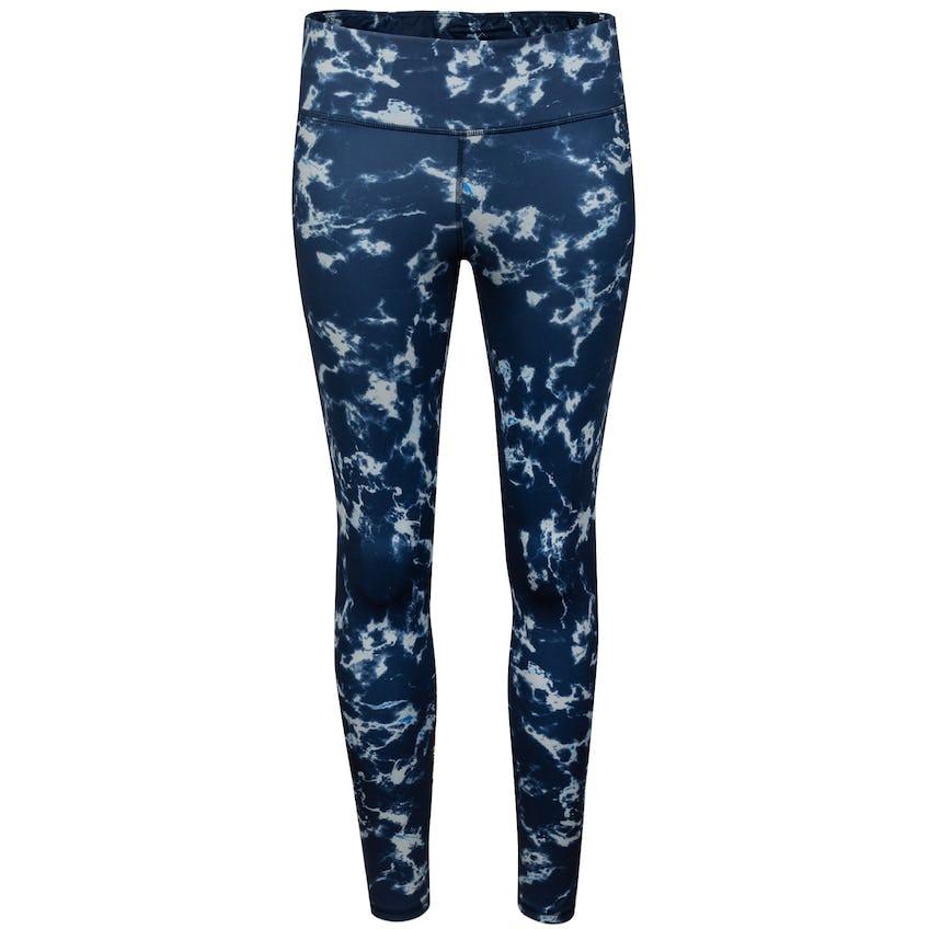 Womens Print Leggings Navy Blazer - SS21 0