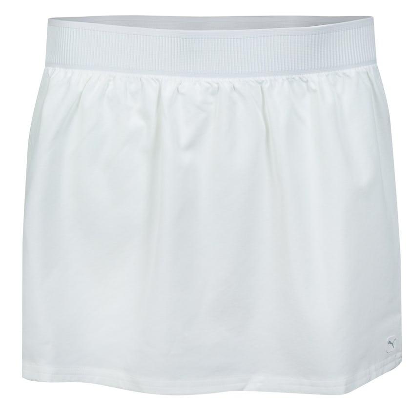Womens PWRSHAPE Lake Skirt Bright White - SS21 0