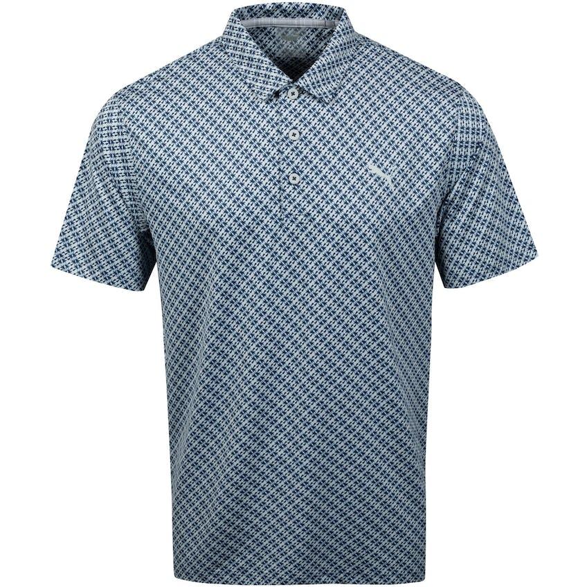 MATTR Leucadia Polo Shirt Navy Blazer - SS21